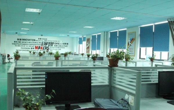 吉茂创客基地办公室