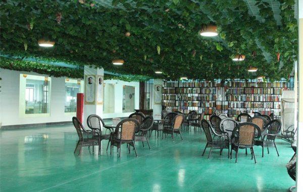 吉茂休闲阅读区